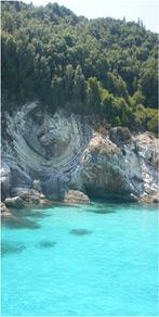 Paxos island Paxi Greece