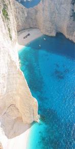 Zakynthos island Zante Greece